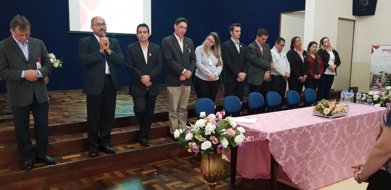 ENTIDADES CAMILIANAS DE PONTA GROSSA PR  PROMOVEM A XVI JORNADA DA PASTORAL DA SAÚDE