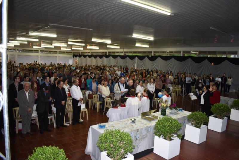 """SÃO CAMILO DE CONCÓRDIA REALIZA A 18ª JORNADA DA PASTORAL DA SAÚDE """"SUPERAÇÃO DA VIOLÊNCIA POR MEIO DA CULTURA DA PAZ"""""""
