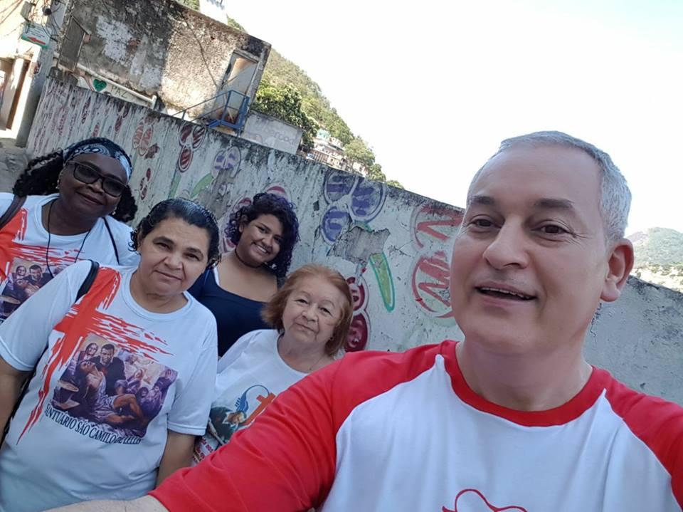 Missão Camiliana no Santuário São Camilo - Rio de Janeiro