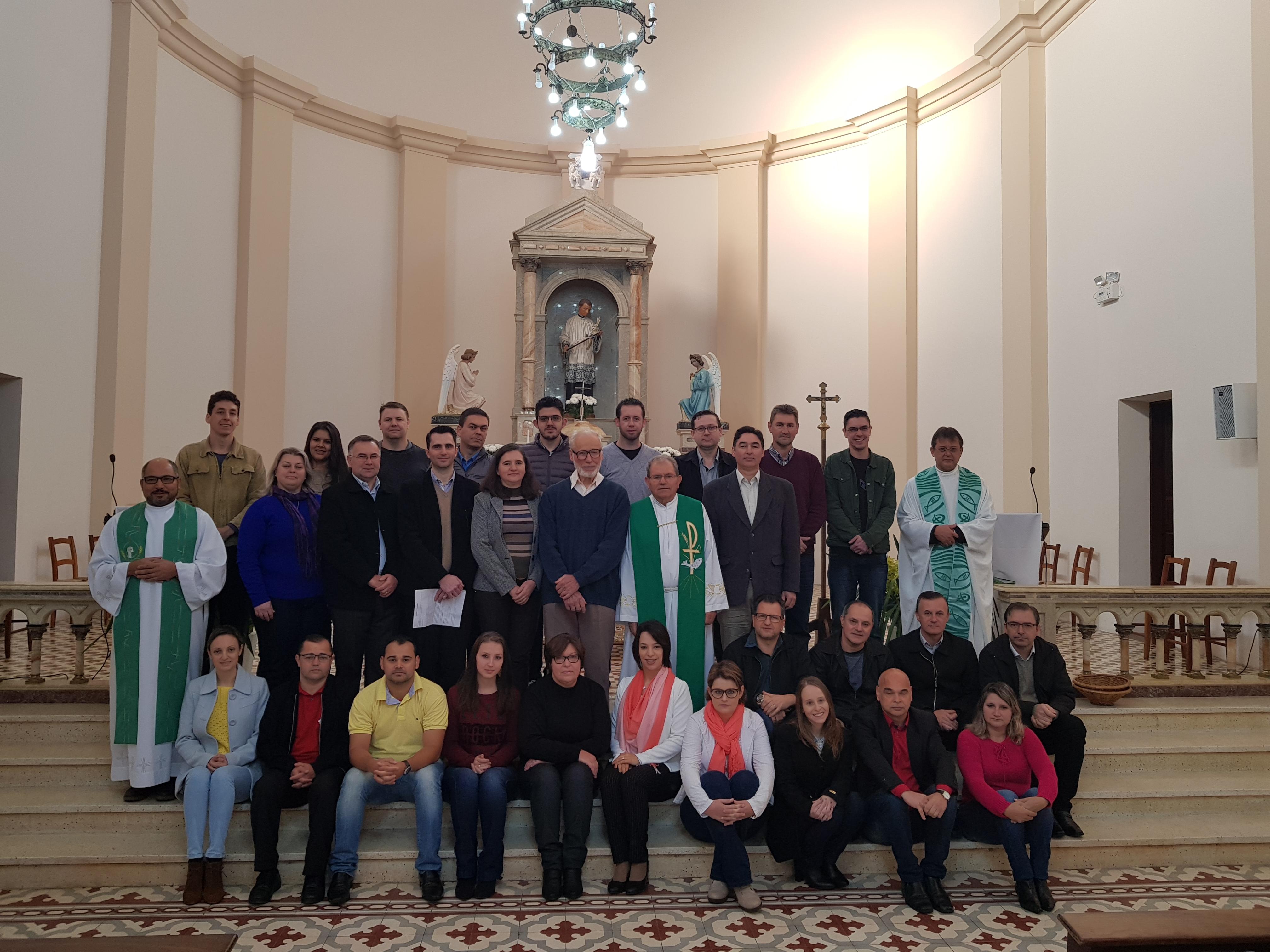 REUNIÃO DOS ADMINISTRADORES DA SÃO CAMILO REGIONAL SUL / JUNHO 2018