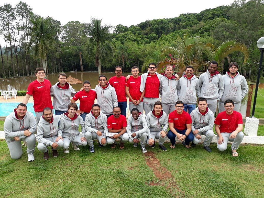 Encontro anual de formandos e formadores da Província Camiliana Brasielira
