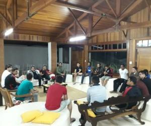 Encontro anual de formandos e formadores da Província Camiliana Brasileira
