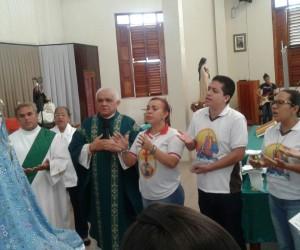 PARÓQUIA SANTA TERESINHA DE MACAPÁ, IMPLANTA SERVIÇO DE ANIMAÇÃO VOCACIONAL