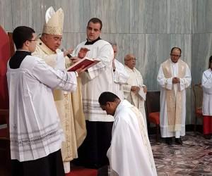 Posse do Pe. José Carlos como Pároco da paróquia São Camilo do Rio de Janeiro