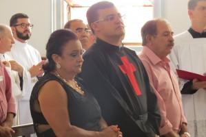Profissão perpétua do Rel. Elielton José da Silva